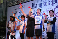 The 8th Bangkok Post International Mini Marathon 2016