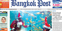 Bangkok Post Newspaper