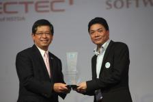 Post just won the THAILAND ICT EXCELLENCE AWARDS 2011-2012